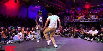 Waydi vs Niako JUDGE BATTLE Hiphop Forever – Summer Dance Forever 2015