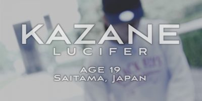 KAZANE(LUCIFER) / DANCE@TV PICKUP TEENS DANCER