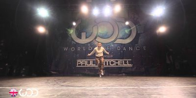 CLARA BAJADO | FRONTROW | World of Dance UK 2015 | #WODUK15