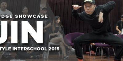 Jin Neo | Judge Showcase | Funkstyle Interschool 2015 | RPProductions