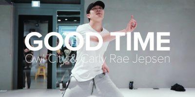 Good Time – Owl City (With Carly Rae Jepsen) / Jihoon kim choreography