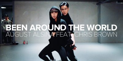 Been Around The World – August Alsina Feat. Chris Brown / Eunho Kim & Mina Myoung Choreography