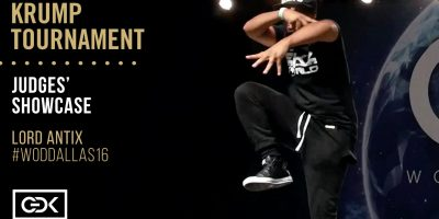 Lord Antix | Krump Tournament Judges' Showcase | World of Dance Dallas 2016 | #WODDALLAS16