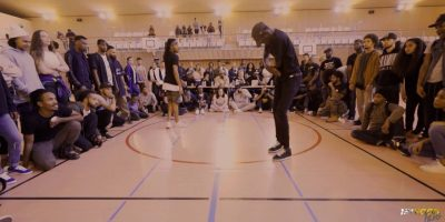 REGI VS ZEPEK 1/8 FINAL | Hip Hop vs Krump Championship Vol V 2016