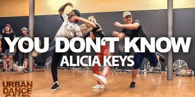 You Don't Know My Name – Alicia Keys / Baiba Klints Choreography / 310XT Films / URBAN DANCE CAMP
