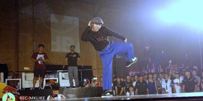 Locking moon Locking Jugde Solo in Redbull boogie China 2015 Guangzhou