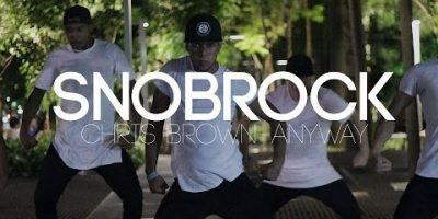 Chris Brown – Anyway Choreography by @ronaldosnobrock