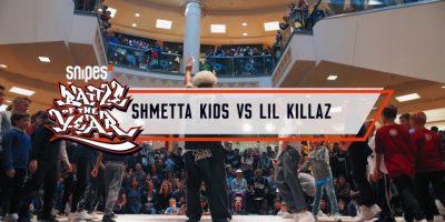 Shmetta Kids vs Lil Killaz   Kids Crew Final   BOTY 2016