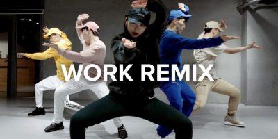 Work(Remix) – Rihanna / Sori Na Choreography