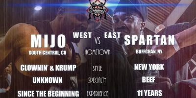 KBL Presents   SPARTAN vs MIJO   East vs West
