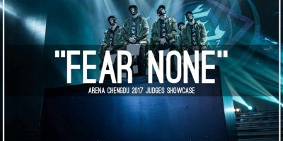 "KINJAZ ""Fear None"" 