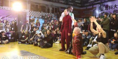 Dancers High Final Battle:Funky Japan vs 韓英台Waacking Union | 170228 OBS Vol.11 Day3