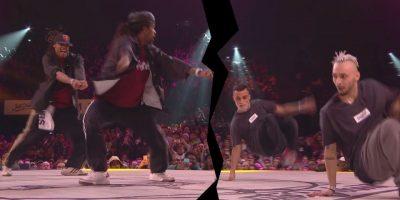 Niako & Icee VS Majid & Ukay – Juste Debout 2017
