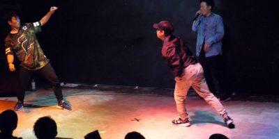 KENZO Jyunki Tatsuya HUMAN BEATBOX & DANCE SHOWCASE CapriBeat vol.22 慶應大ダンスサークル JADEイベント