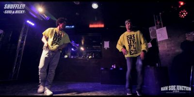 【 RAW SIDE JUNCTION 】 ~ SHUFFLE!! SHOWCASE SORI & HICKY ~