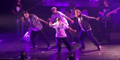 BROTHER BOMBから始まるSPECIAL GUEST DANCERS × BAND SESSION TOKYO BEAT THE LIVE 2016