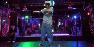 KELO(KING OF SWAG) JUDGE DEMO D.N.A DANCE BATTLE 17/8/6