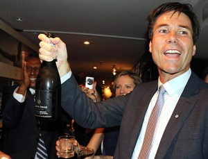 Victorious St. Paul's Liberal incumbent