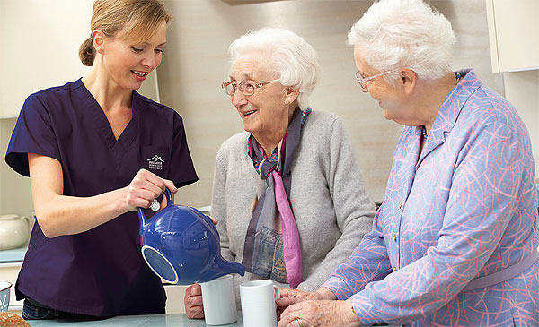 Making the transition: from hospital to homecare