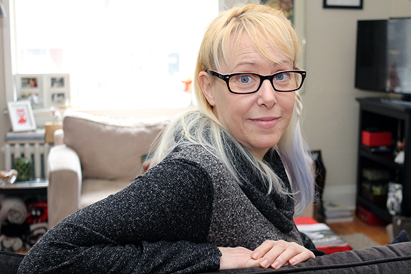 CLOSE TO HOME: Jennifer Hamilton, 43, is hoping the Canadian and Ontario governments can come to an agreement on how to cover the world's most expensive drug, Soliris, for her aHUS treatment.