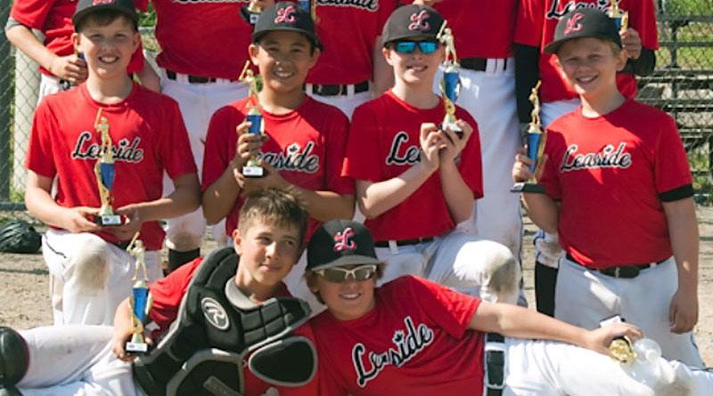 Minor Peewee AAA team