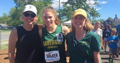 Haley Walker taking over from Martha MacDonald