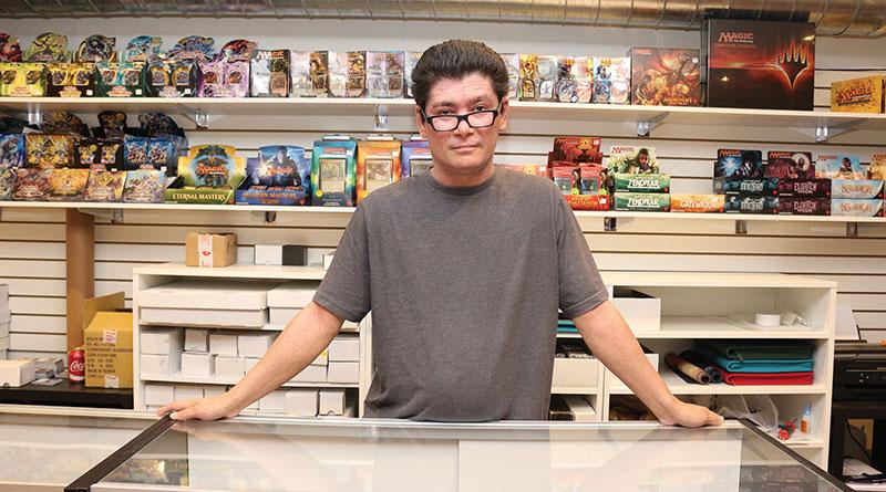 Games shop