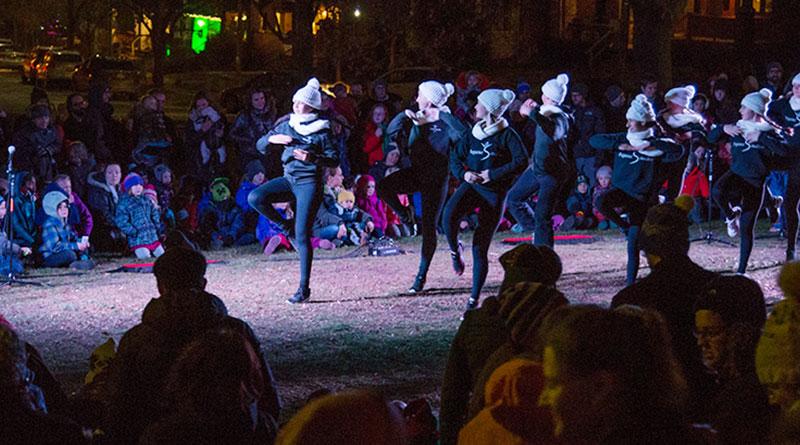 Festival of Lights dancers