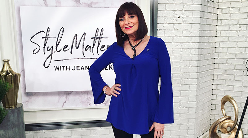 Jeanne Beker is ready for Toronto Fashion Week