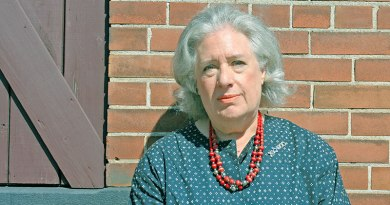 Carol Burtin Fripp honoured for local activism