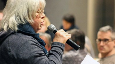 Save the Regent meeting