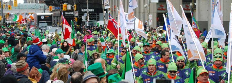 St. Patrick 's Day parade