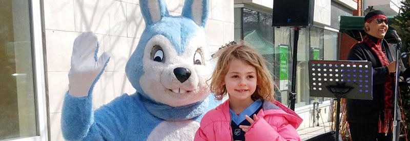 Cabbagetown Bunny Hop