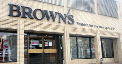 Brown's on Avenue Road