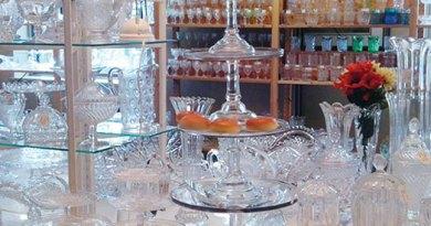 The Summer Antique & Vintage Glass Lover's Show & Sale