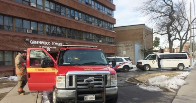 Elderly man killed in fire on 13th floor of East York highrise