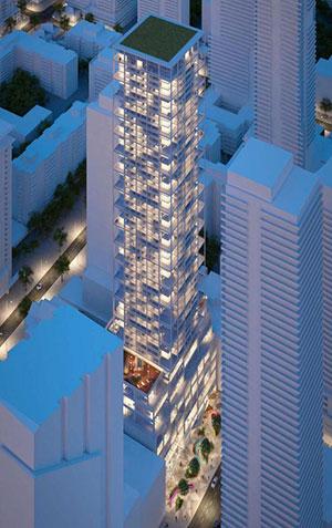 Yonge-Eglinton area development.