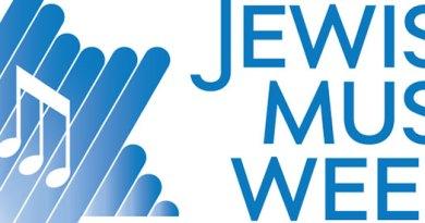 Jewish Music Week logo