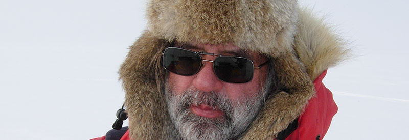 Arctic geographer and climatologist