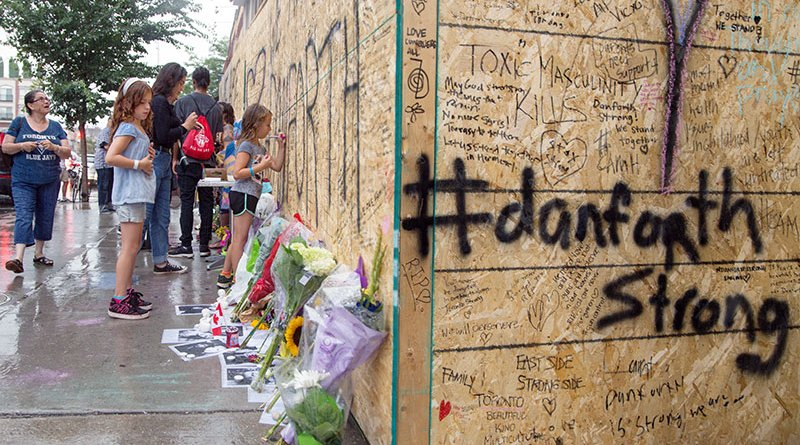 Danforth Strong messages