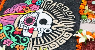 Oct. 27: Day of the Dead celebration