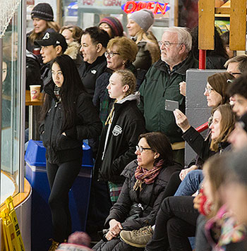 Leaside Flames and other parents