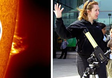 April 6, May 4, June 1: Solar observing at science centre