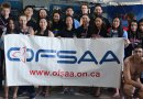 York Mills swim team shines in the pool at OFSAA