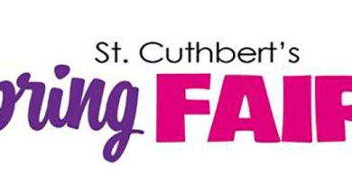 April 27: Spring fair at St. Cuthbert's