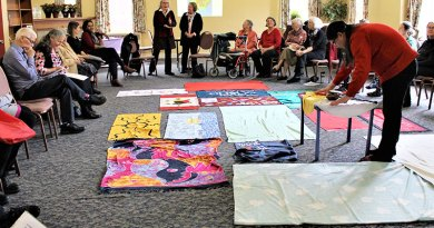 Reconciliation event at St. Matthew's