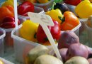 Wednesdays: Farmers' market continues at Bloor-Borden
