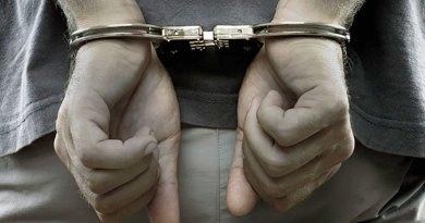 Firearm discharge arrests