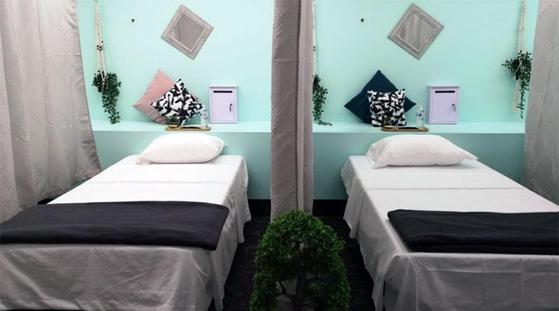 Nap It Up beds