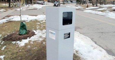 Photo radar in Scarborough